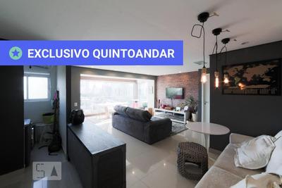 Apartamento No 7º Andar Mobiliado Com 1 Dormitório E 1 Garagem - Id: 892932099 - 232099