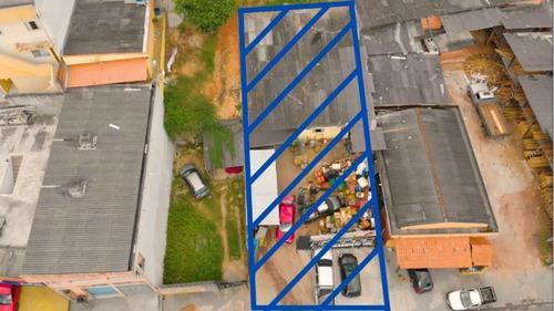 Terreno Comercial Para Venda Em Itapecerica Da Serra, Jardim Valo Velho - 608_2-1013990