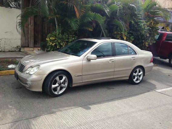 Mercedes-benz Clase C C230k Avantgarde
