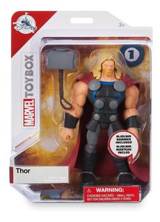 Thor - Articulado - 13cm - Original Disney!!!