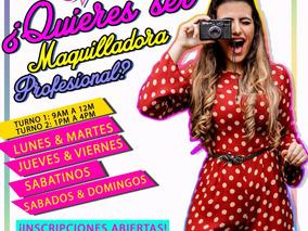 Curso De Maquillaje Profesional Caracas Chacao