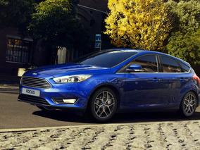 Ford Focus Nafta 2.0l 5 Ptas Se Plus At