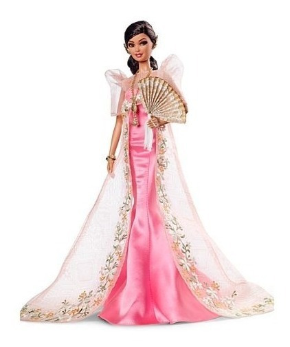 Barbie Collector Filipinas Global Glamour Mutya 2015