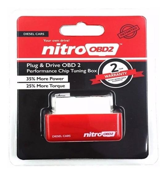 Chip Tuning Diesel Nitro Obd2 Power Fuel Economia E Torque
