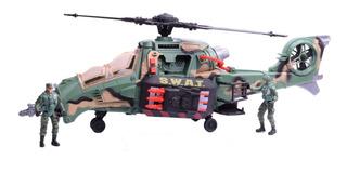 Avion Militar Con Personajes Force Hot Military Equipmet