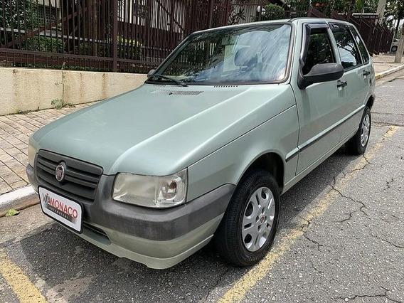 Fiat Uno 1.0 Mille 8v 2010