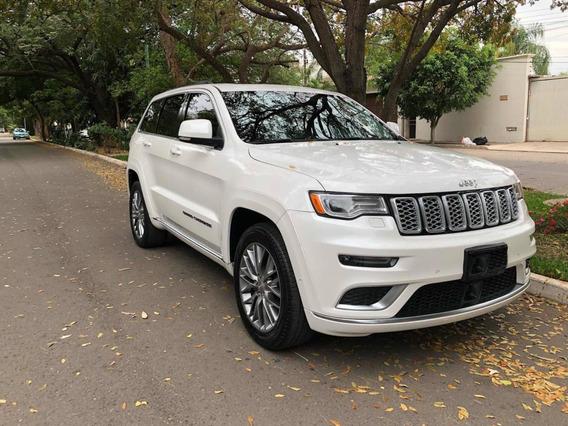 Jeep Grand Cherokee 2017 5.7 Summit Elite Plinum 4x4 At