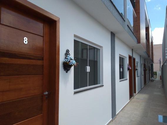 Sobrado Em Ermelino Matarazzo, São Paulo/sp De 60m² 2 Quartos À Venda Por R$ 270.000,00 - So233397