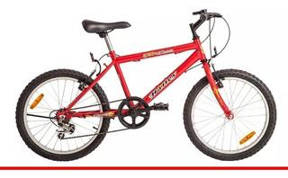 Bicicleta Halley Rodado 20 Mtb Classic 3 Velocidades Varios Colores Envíos!