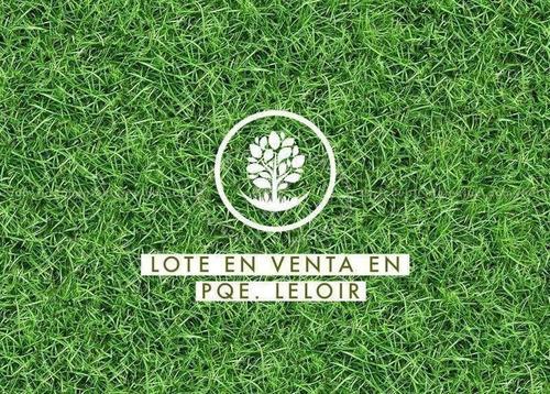 Lote | Emilio Frers 1000