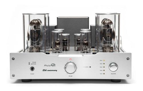 Imagen 1 de 4 de Amplificador Integrado Valvular Allnic T-2000 25th 220v