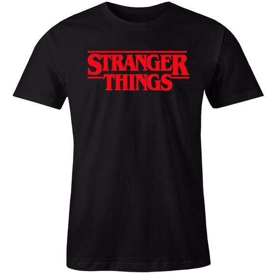 Playeras Stranger Things