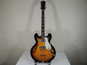 Guitarra Eléctrica EpiPhone Casino Sunburn