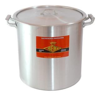 Olla Gastronómica Aluminio Reforzado N°34 - 30 Lts