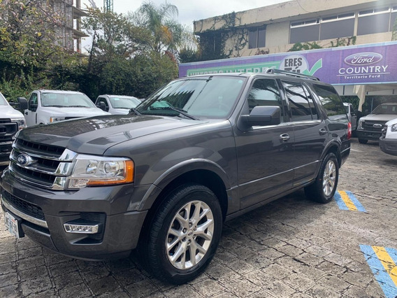 Ford Expedition 2015 Limited Unico Dueño