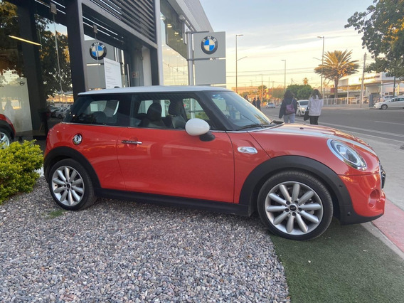 Mini Cooper S Hot Chili 3 Door