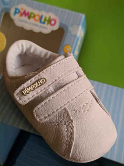 Zapatos Pimpolho De Recién Nacido, Bebé Varón