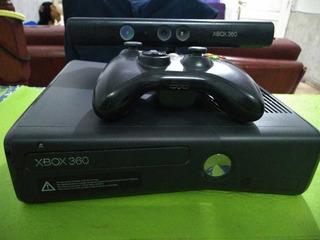 Xbox360 Con Juegos Originales Y Kinect