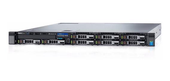 Servidor Dell Poweredge R630 2 Xeon E5-2670v3 2 Sas 200gb