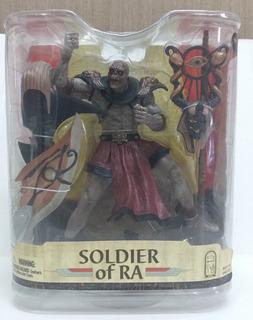 Mcfarlane Toys Spawn Age Of Pharaohs - Soldier Of Ra