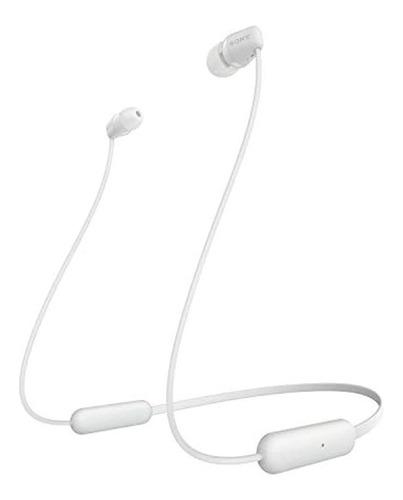 Sony Wi-c200 Auriculares / Audifonos Internos Inalambricos