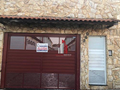 Casa À Venda, 72 M² Por R$ 280.000,00 - Burgo Paulista - São Paulo/sp - Ca0219