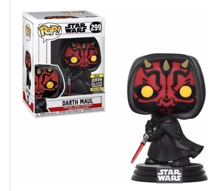 Funko Pop! Star Wars Darth Maul 299 Exclusivo Original