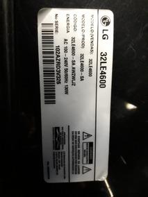 Kit Lâmpadas Led Tv Lg 32le4600