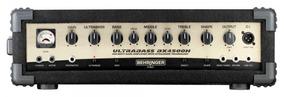 Cabeçote Para Contrabaixo Bx4500h - Behringer Ultrabass