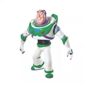 Boneco De Vinil - 18 Cm - Disney - Pixar - Toy Story - Buzz