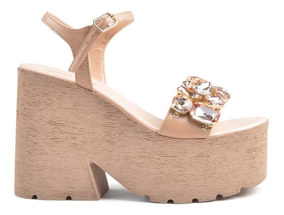 Zapatos De Mujer Zapatillas Sandalias Tulum - Ferraro