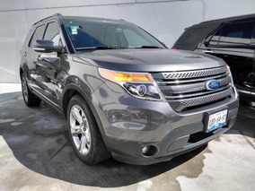 Ford Explorer 5p Limited V6 3.5 Aut