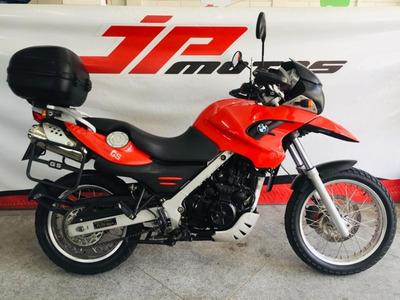 Bmw Gs 650 2010 Vermelha