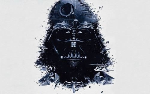 Poster Kylo Ren The Force Awakens- Star Wars 60 X 80 Cm