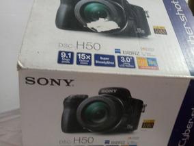 Câmera Sony Usada