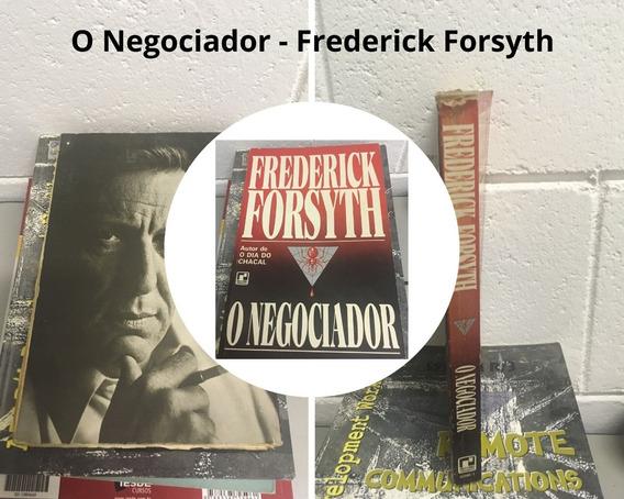 Livro: O Negociador - Frederick Forsyth
