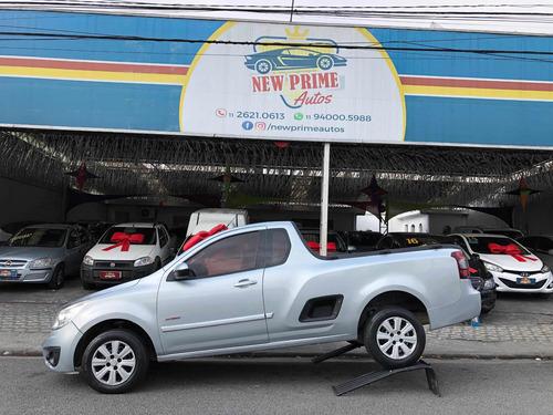 Imagem 1 de 9 de Chevrolet Montana 2012 1.4 Ls Econoflex 2p