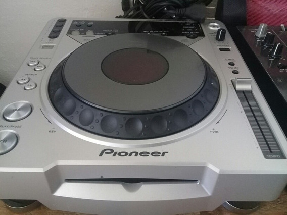 Par Cdj Pioneer Cdj 800 Mk2 + Mixer Pioneer Djm 400