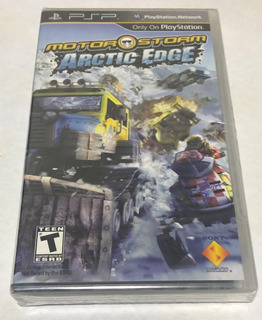 Motor Storm Arctic Edge Original Psp Nuevo - Retro World