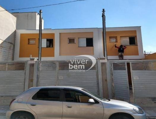 Imagem 1 de 1 de Sobrado Com 3 Dormitórios À Venda, 90 M² Por R$ 750.000,00 - Tatuapé - São Paulo/sp - So0548
