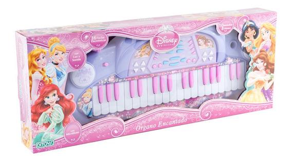 Princesas Organo Encantado Ditoys