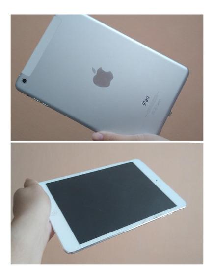 iPad Mini - 64 Gb / Cor: Prateado