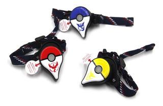 Reloj De Pulsera Con Pulsera Bluetooth Pokemon Go Plus Para