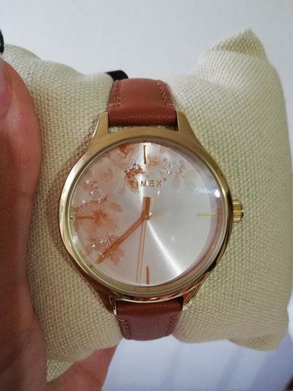 Reloj Dama Timex Original Nuevo
