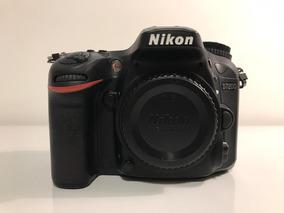 Câmera Nikon D7200 Semi Nova Imperdível Com 17824 Clics