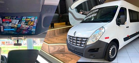 Renault Master L3h2 Executiva Transformada 16l 2020