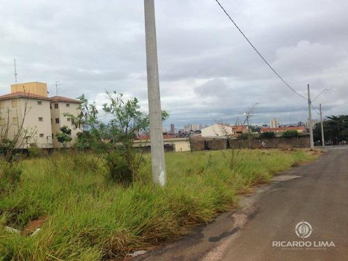 Imagem 1 de 1 de Terreno À Venda, 765 M² Por R$ 382.500,00 - Jardim Santa Isabel - Piracicaba/sp - Te0407