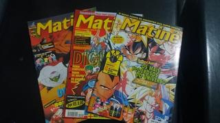 Coleção Anime Ex, Anime Kids, Comix, Matine (16 Revistas)