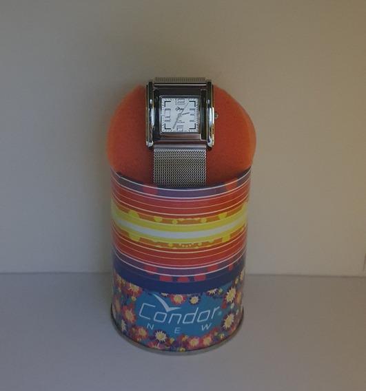 Relógio Feminino Condor New Prateado (sem Bateria)