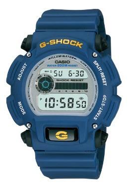 Relógio De Pulso Casio G-shock Dw-9052-2vdr